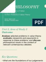 philosophy unit 2 aos2 presentation smedit