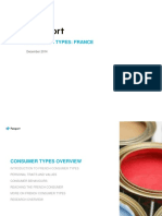 Consumer Types France