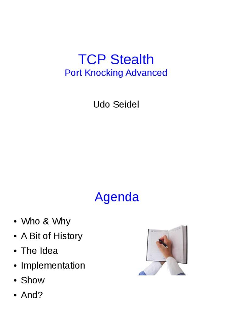 Tuebix 2015 Seidel Tcp Stealth   Transmission Control