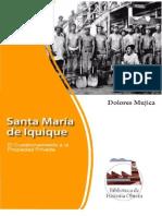 3. Santa María de Iquique