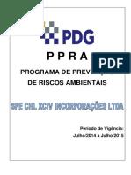 Sms0400 14A - Grand Family PPRA 2014-2015