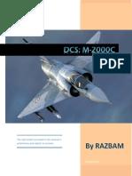 DCS M-2000C Flight Manual En