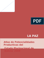 Atlas Potencialidades La Paz