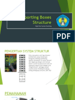 SKB 4 - Self Supporting Boxes Structure