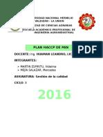 DIAGRAMA DE FLUJO DE PAN.docx