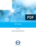 NPT Packet System Specifications
