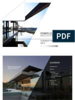 StarkeyOlivierArchitects 2015 Company Profile