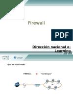 Unidad 2, 3.- Uso y Configuración de Los Firewalls