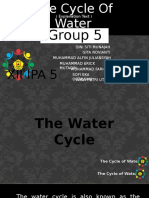 The Cicle of Water
