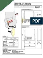 Fisa Tehnica Senzor de Miscare Programabil Ii679