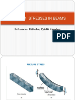 Stresses in Beams
