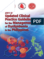 Dyslipidemia Clinical Guidelines Final