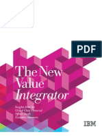 Value Integrator Executive Summary