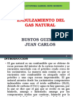Gas II -Diapositiva-Endulzamiento Del Gas Natural