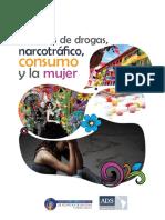 Políticas de drogas, narcotráfico, consumo y la mujer