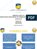 Final Ppt on Saarc 3025