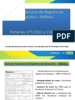 Sistema Nacional de Registro de Hxspedes
