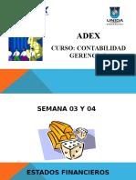 Contabilidad Gerencial - Unidad 03 y 04 - Adex