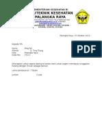 Kop Surat Poltekkes