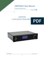 Alientek d8 Amp&Dac