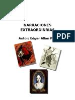 Narraciones Extraordinarias Edgar Allan Poe Edgar Allan Poe