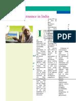 Rural E-Governance in India