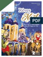 Programme Reves de Noel 2016