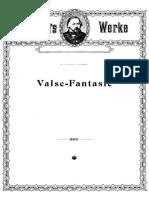 Valse Fantaisie - Mikhail Glinka