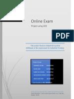 onlineexaminationdocumentation-131224145236-phpapp02