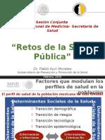 Dr Pablo Kuri