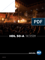HDL50-A the System