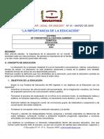 La importancia de la educacion.pdf