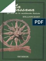 La Vipassana El Arte de La Meditación - William Hart