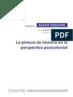 La pintura de historia en la perspectiva postcolonial