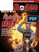 ProRodeo Sports News 2016 Wrangler NFR Preview Issue