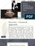 Referral Pathway in Handling Women and Child Abuse 3.0