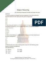 Ibps Clerk Exam 1