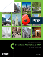CBRE Downtown Report January 2014