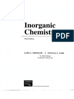Miessler And Tarr Inorganic Chemistry 5th Edition Pdf