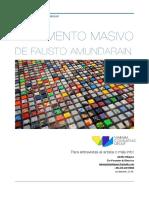 Fausto Amundarain - Exposición Individual