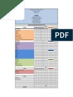 Cronograma de Actividades PDF NW