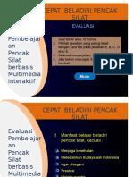 Evaluasi Akhir _media Pencak Silat