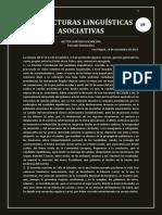 Estruc. Ling. Asociativa PDF