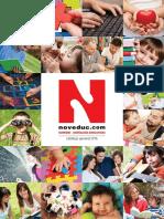 NOVEDUC - Catálogo General
