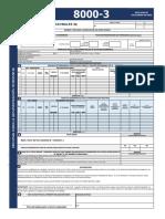 formulario de solicitud de pagos