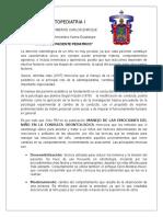ODONTOPEDIATRIA Resumen 1