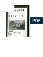 French II Booklet.doc