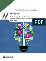 OCDE Revision de Recursos Educativos- Uruguay