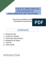 Mise en Place Et Amelioratios Les Inducateurs De
