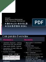 MACR Grp 6Hindalco-Novelis